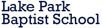 Lake Park Baptist School