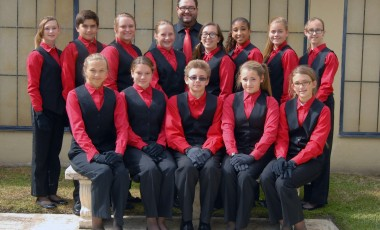 Joy Ringers Play at Disney World