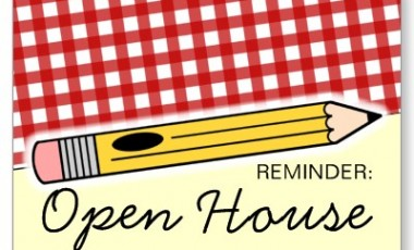 Open House: Thursday, May 1st