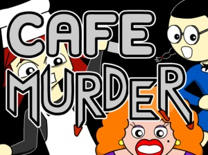 Café Murder – May 5th @ 7:00 PM & May 6th @ 9 AM in the Cafeteria