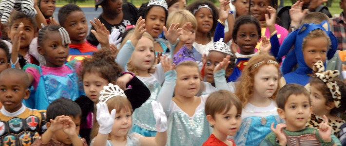 Fall Festival Parade and Half-Day Friday – October 23, 2014