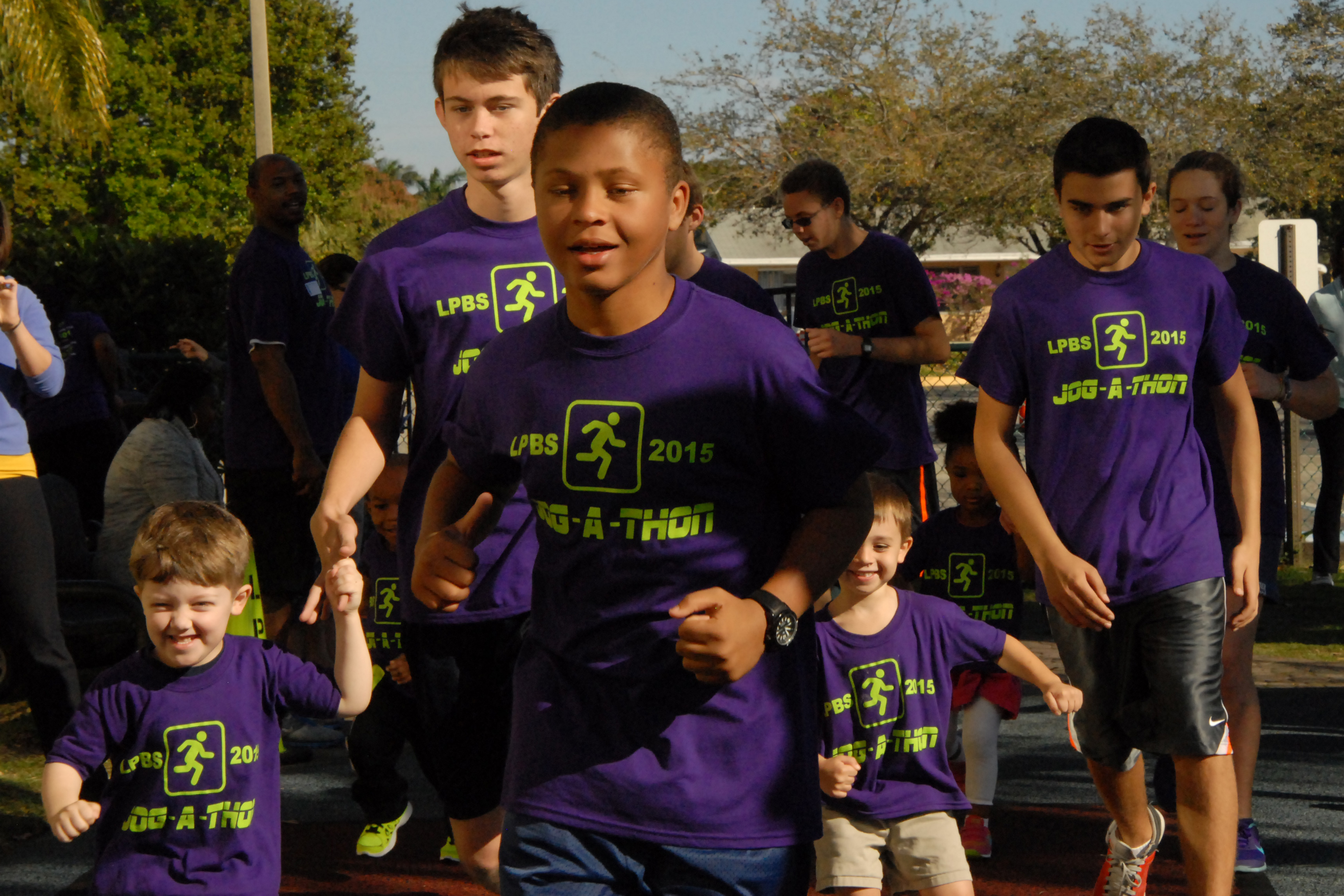 SAVE THE DATE: LPBS JOG-A-THON JAN. 29, 2016