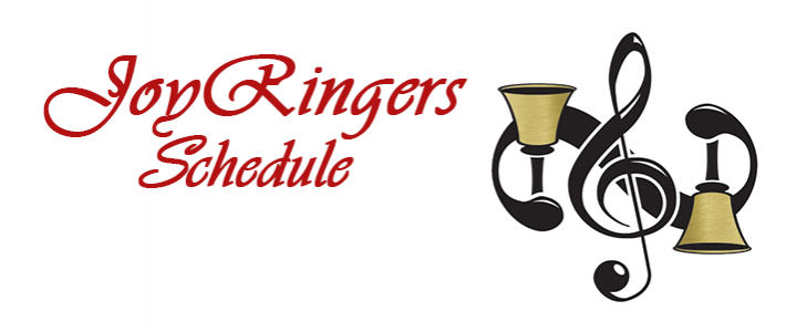 JoyRingers Performance Schedule